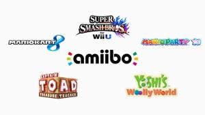 Amiibo Games