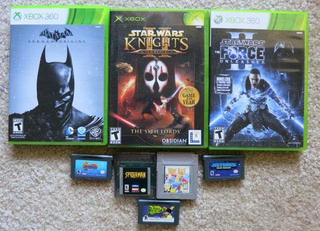 Garage Sale Games