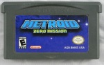 Metroid Zero Mission Cart