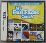 My Fun Facts Coach Cover