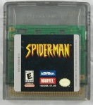 Spider-Man (GBC) Cart