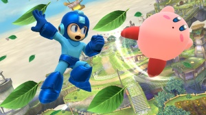 Super Smash Bros Mega Man