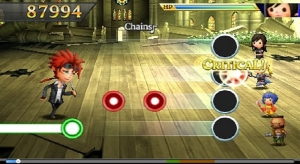 Theatrhythm Final Fantasy Curtain Call Gameplay 1