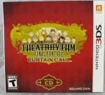 Theatrhythm Final Fantasy Curtain Call Limited Edition Cover