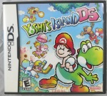 Yoshis Island DS Cover