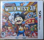 Carnival Games Wild West 3D Cover