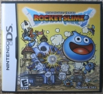 Dragon Quest Heroes Rocket Slime Cover