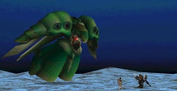 Final Fantasy VII Emerald Weapon