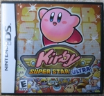 Kirby Super Star Ultra Cover