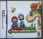 Mario and Luigi Bowsers Inside Story Cover