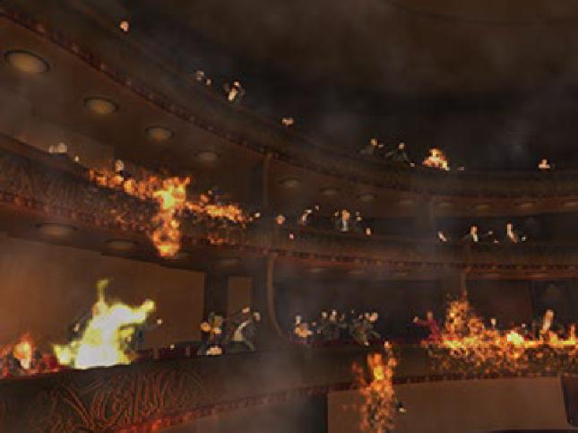 Parasite Eve Opera