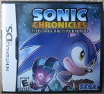 Sonic Chronicles the Dark Brotherhood Cover