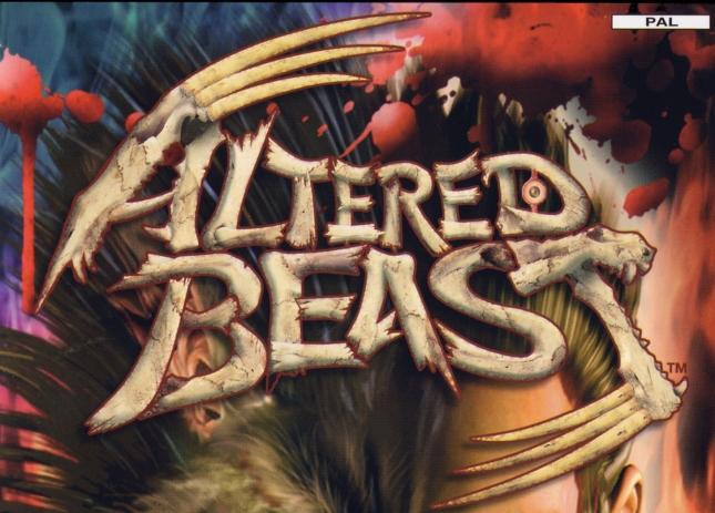 Altered Beast Banner