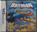 Batman The Brave and the Bold (DS) Cover