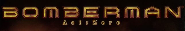 Bomberman Act Zero Banner