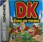 DK King of Swing Cover