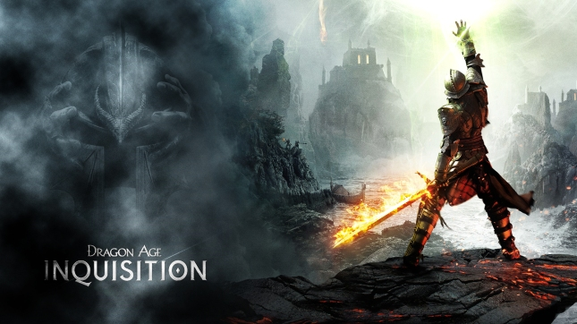 Dragon Age Inquisition Art