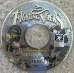 Fighting Vipers Disc