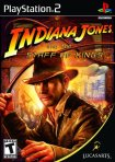 Indiana Jones and the Staff of Kings (PS2) Cover