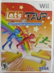 Lets Tap Cover