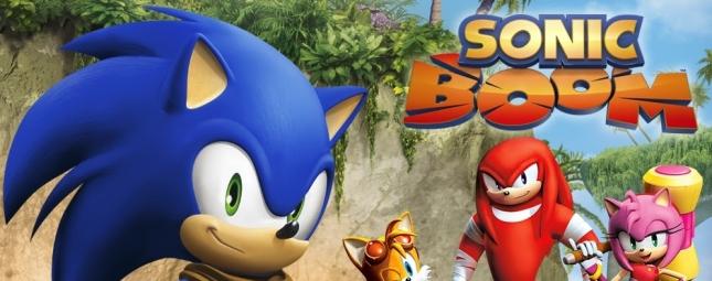 Sonic Boom Banner