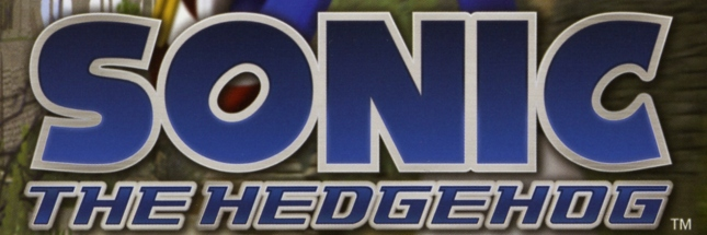 Sonic the Hedgehog (2006) Banner
