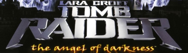Tomb Raider The Angel Of Darkness Banner