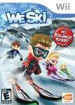 We Ski Cover