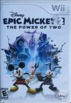 Epic Mickey 2 The Power of Two Cover