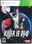 Killer is Dead Limited Edition Cover