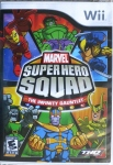 Marvel Superhero Squad the Infinity Gauntlet Cover