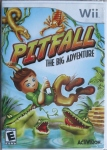 Pitfall the Big Adventure Cover
