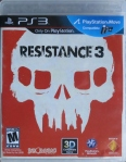 Resistance 3 Cover