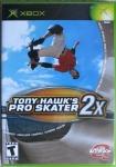 Tony Hawks Pro Skater 2x Cover