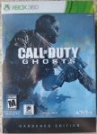 Call of Duty Ghosts Hardened Edition Cover