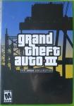 Grand Theft Auto III (Xbox) Cover