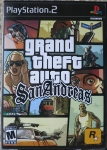 Grand Theft Auto San Andreas Cover