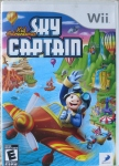 Kid Adventures Sky Captain Cover