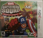 Marvel Super Hero Squad The Infinity Gauntlet (3DS) Cover