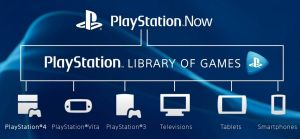 PlayStation Now Devices