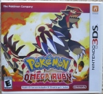 Pokemon Omega Ruby Cover