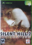 Silent Hill 2 Restless Dreams (Xbox) Cover