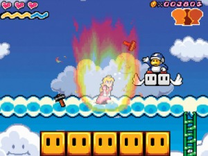 Super Princess Peach Gameplay 1