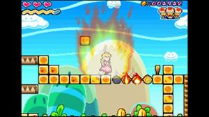 Super Princess Peach Gameplay 2