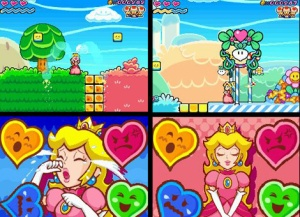 Super Princess Peach Gameplay 3