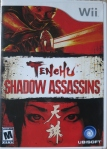 Tenchu Shadow Assassins Cover