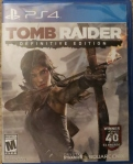 Tomb Raider The Definitive Edition Cover