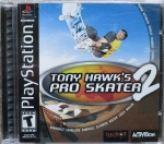 Tony Hawks Pro Skater 2 (PS1) Cover