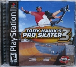 Tony Hawks Pro Skater 3 (PS1) Cover