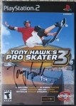 Tony Hawks Pro Skater 3 (PS2) Cover